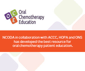 Oral Chemotherapy education