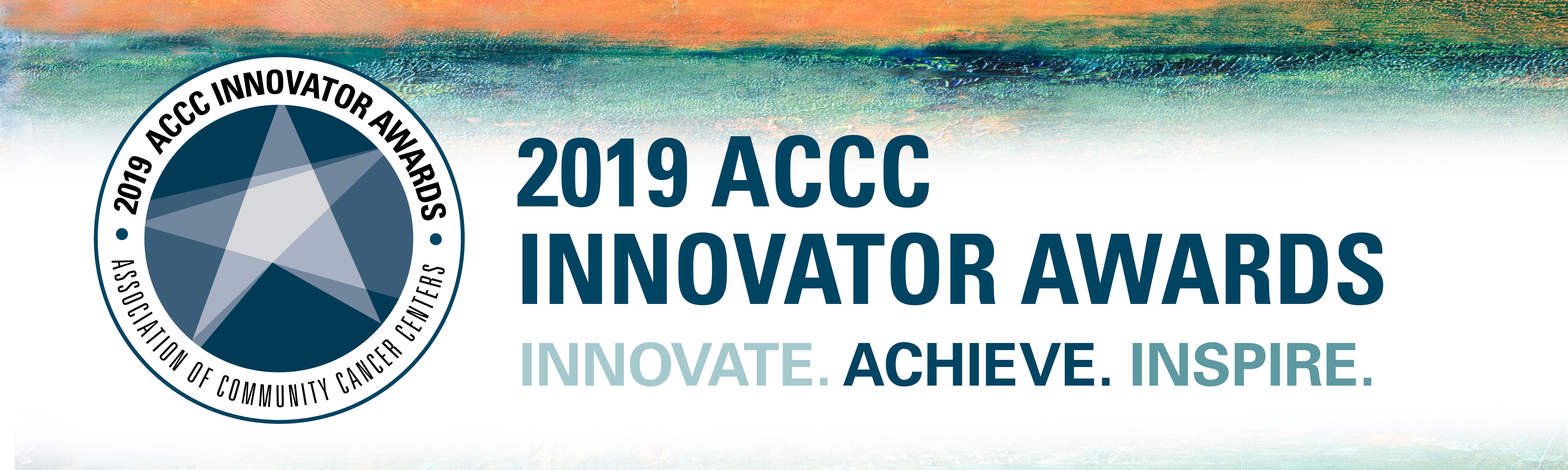 ACCC Innovator Awards