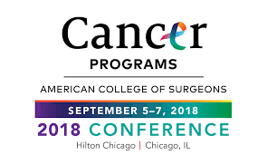 2018 Cancer Programs Conference