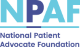 National Patient Advocate Foundation (NPAF) Logo