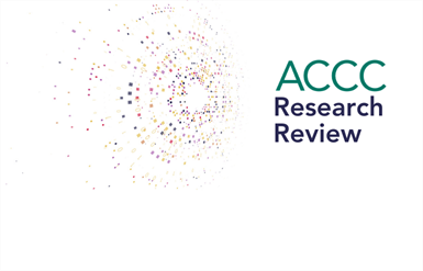 ACCC Research Review 385 x 247 home page bucket