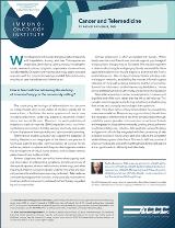 Telemedicine and Cancer Care Bashur