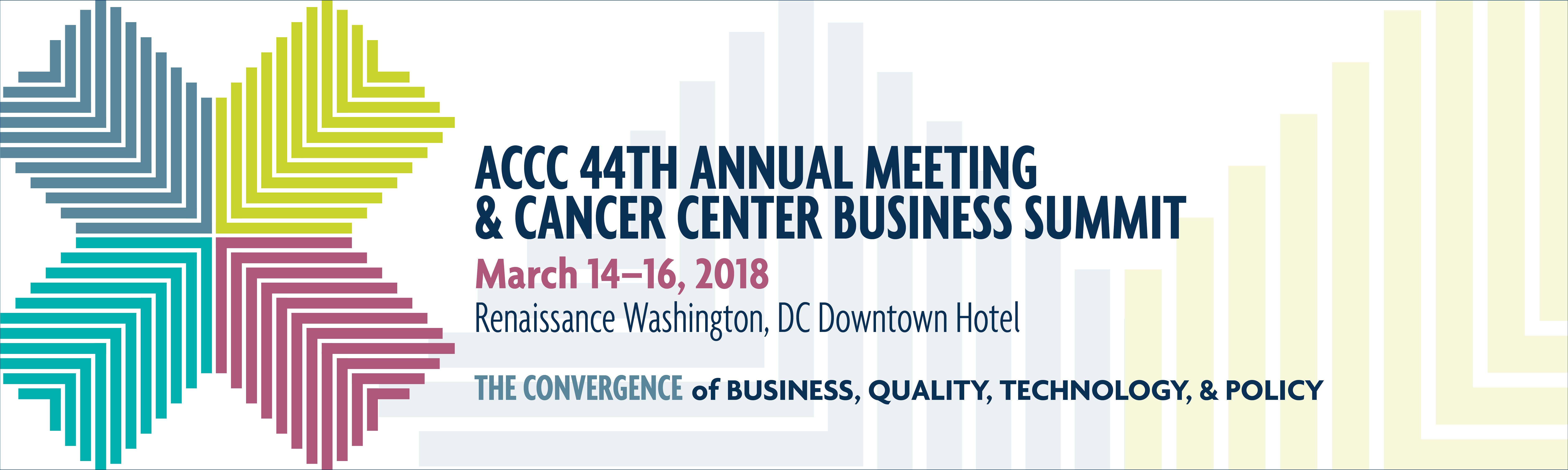 ACCC 44 National Meeting & Cancer Center Business Summit