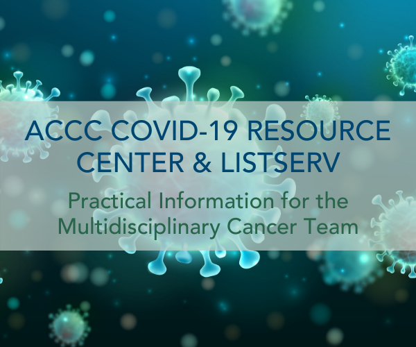 ACCC Covid-19 Resource Center OSS 600x500
